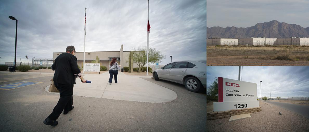 cca saguaro prison mehealani