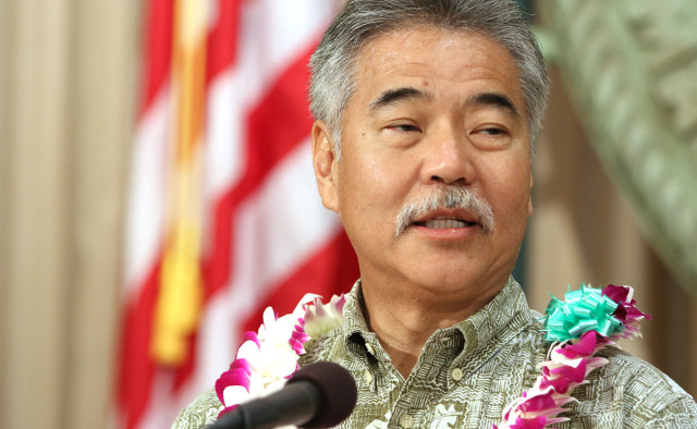 Governor David Ige legislature presser6. 4 may 2016.