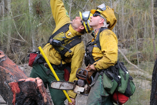 The state DLNR is leading a public awareness campaign about the threats of wildfires and drought.
