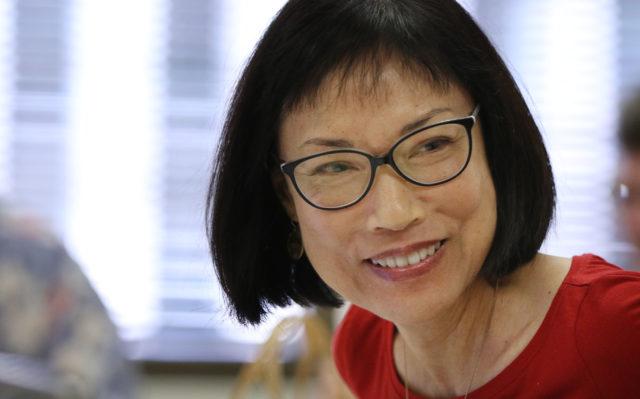 Interim Director Hawaii State Ethics Commission Susan Yoza. 19 may 2016.