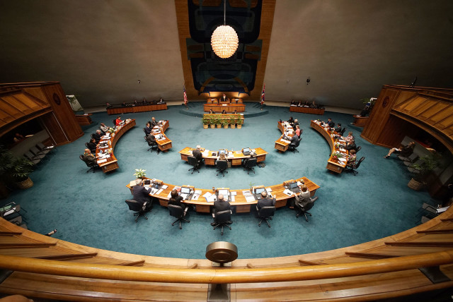 Senate Floor session wide1. 3 may 2016
