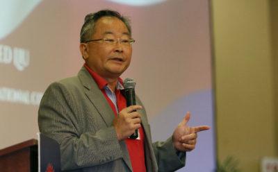 Ted Liu National Committeeman GOP. 21 may 2016