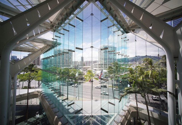 Hawaii Convention Center wide. 21 june 2016