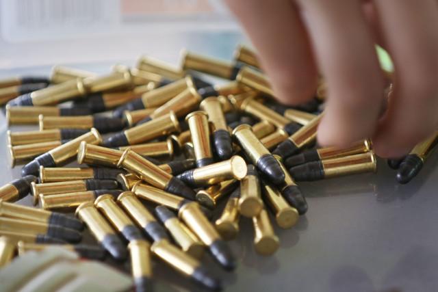 Hawaii Rifle Association Shooting Sports Fair bullets. 19 june 2016