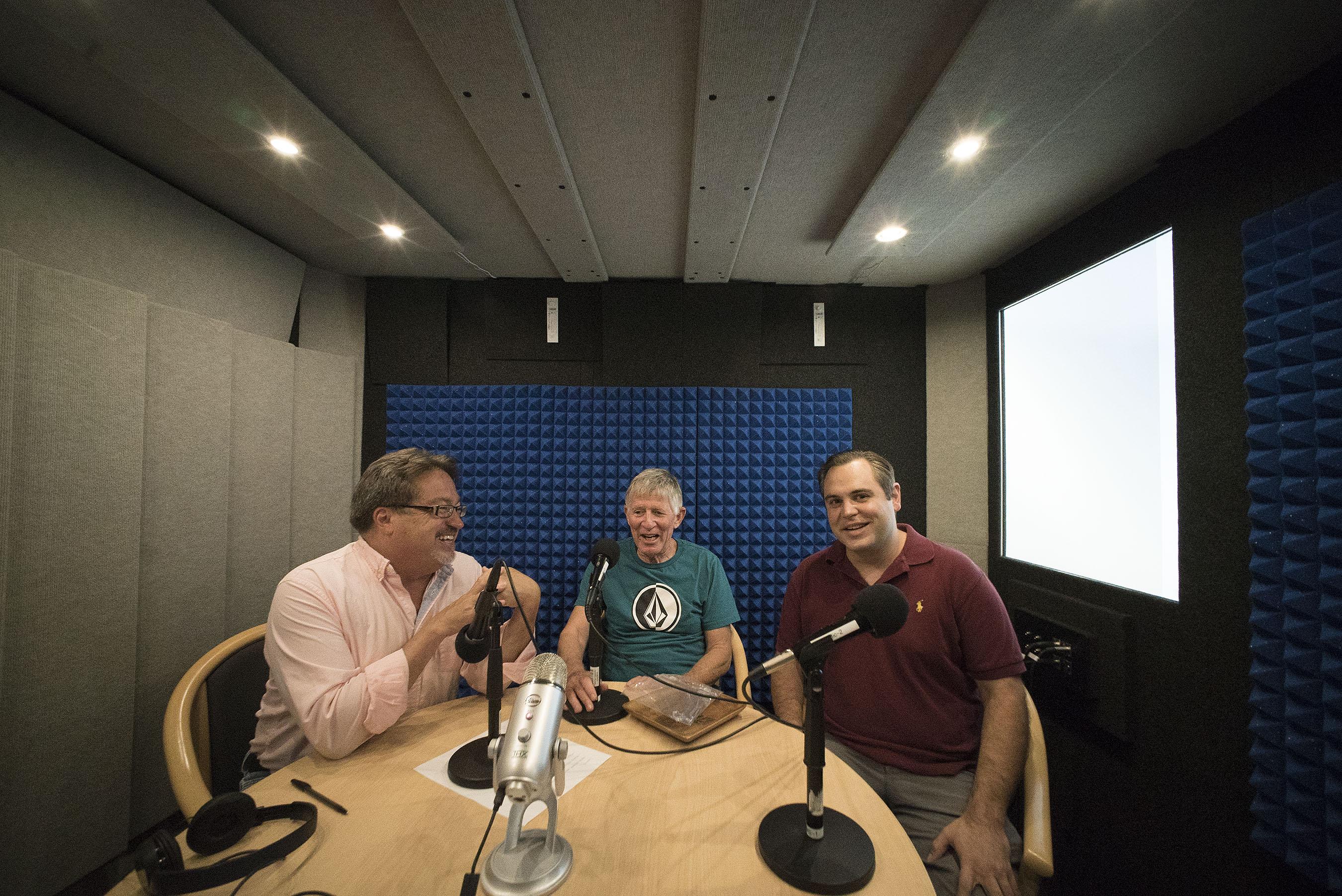 Podcast Blair Milner1. 30 june 2016