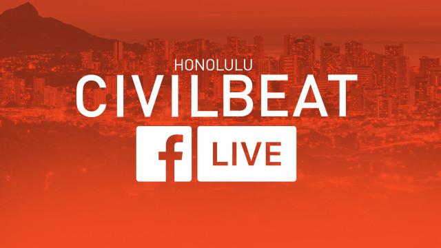 Civil Beat Facebook Live Graphic