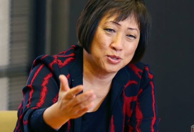 Colleen Hanabusa. 22 july 2016
