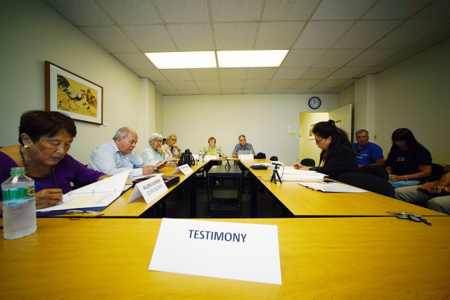 Honolulu City Ethics commission. 20 july 2016