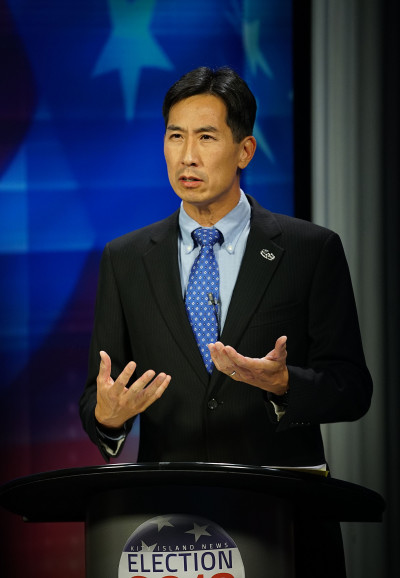 KITV Civil Beat Charles Djou2. 28 july 2016