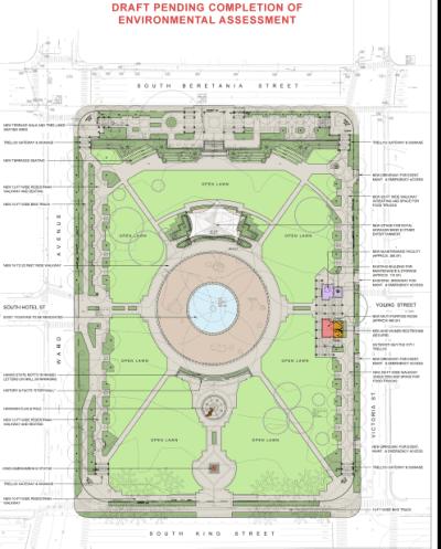 Thomas Square proposal