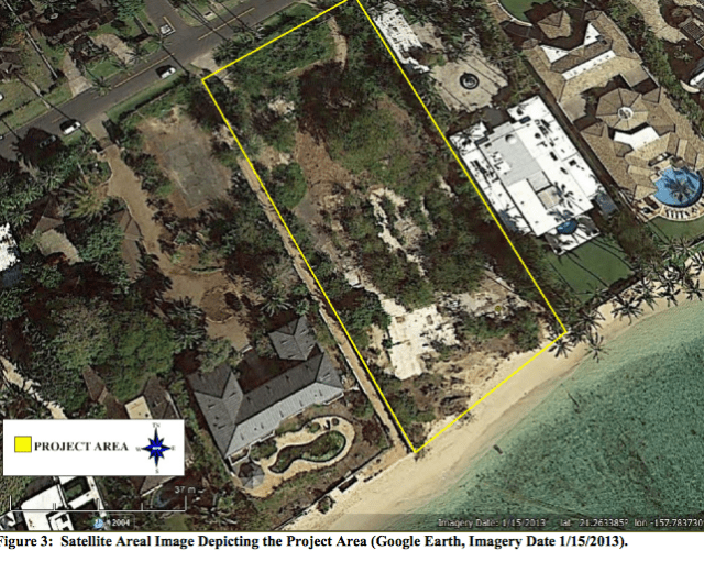Alexander & Baldwin proposes to build six luxury condominium homes on a single oceanfront lot on Kahala Avenue. A&B's project is planned at 4607 Kahala Ave.,