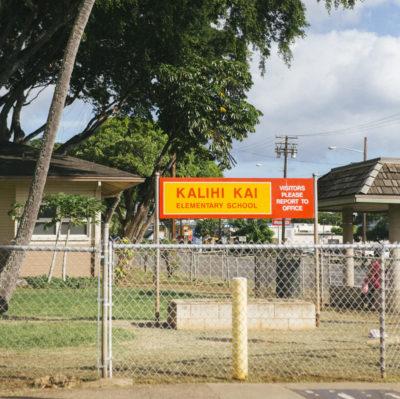 Kalihi Kai Elementary School