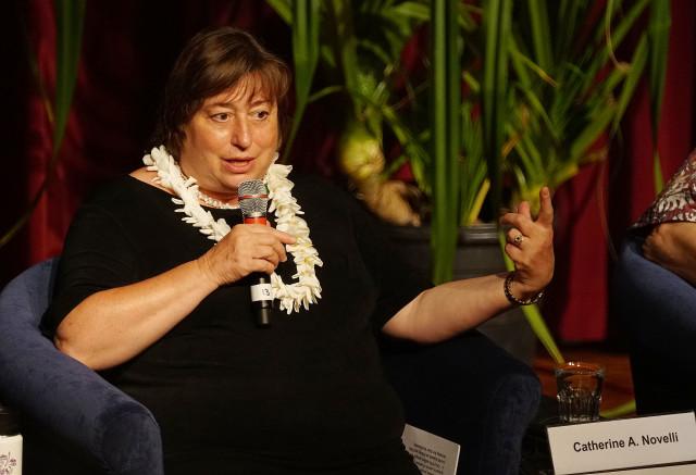 IUCN Catherine Novelli. 4 sept 2016