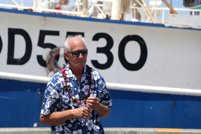 Jim Cook of the Hawaii Longline Association says the industry is cracking down on reports of labor abuse with foreign crew.