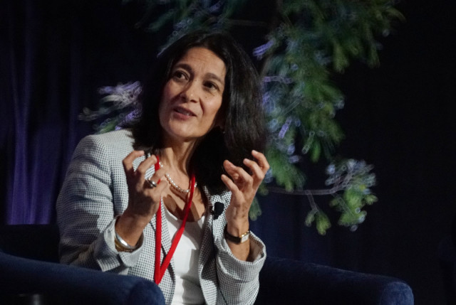 Martha Rojas Urrego IUCN climate change panel. 2 sept 2016