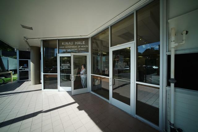 Kinau Hale Dept of Health. 14 dec 2016
