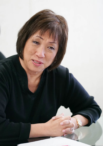 Rep Congresswoman Colleen Hanabusa. 29 dec 2016