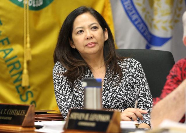HPD Police Commission Luella Costales1. 2 feb 2017