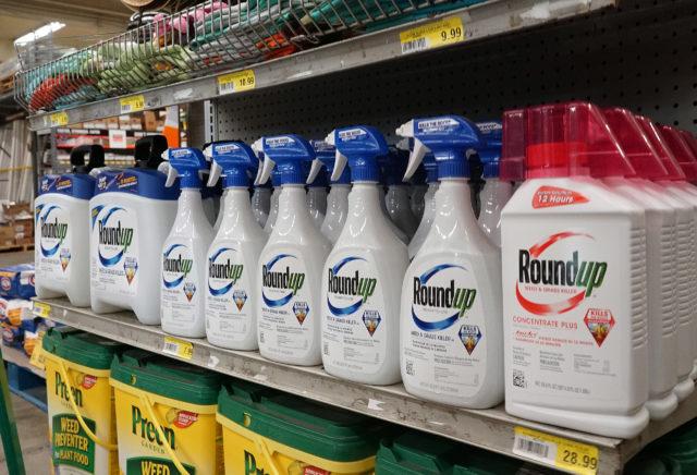 Roundup Herbicide Pesticide. 14 feb 2017