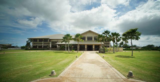 Kapolei Hawaiian Home lands Kalanianiole Building. 15 march 2017