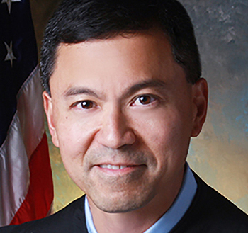 U.S. District Court Judge Derrick Watson