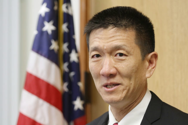 Hawaii Attorney General Doug Chin responds to Supreme Court temporary decision.