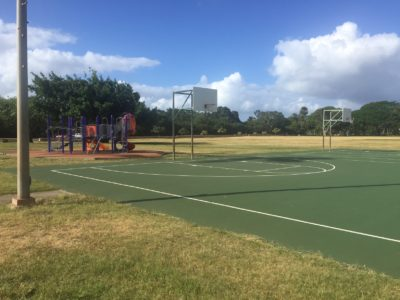 Locals gave Haleiwa Beach Park in North Shore high marks.