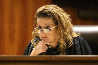 Judge Jeanette Castagnetti Gutierrez sentencing.