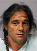 This undated booking photo provided by the Maui Police Department shows David Prais who was arrested on Wednesday, Aug. 2, 2017 by Maui, Hawaii police. Officers acted appropriately when Prais and five other people were arrested while trying to block an equipment convoy from reaching a mountain where a solar telescope is being built. More than 100 protesters citing the sacredness of Haleakala, tried to block the convoy. Some said Maui police officers used unnecessary force on peaceful protesters. (Gregg M. Okamoto/Maui Police Department via AP)