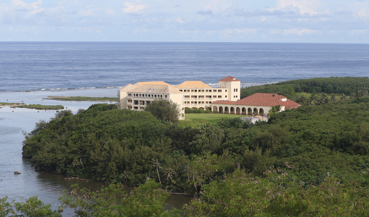 Guam Redemptoris Mater Archdiocesan Missionary Seminary of Guam located in Yona.