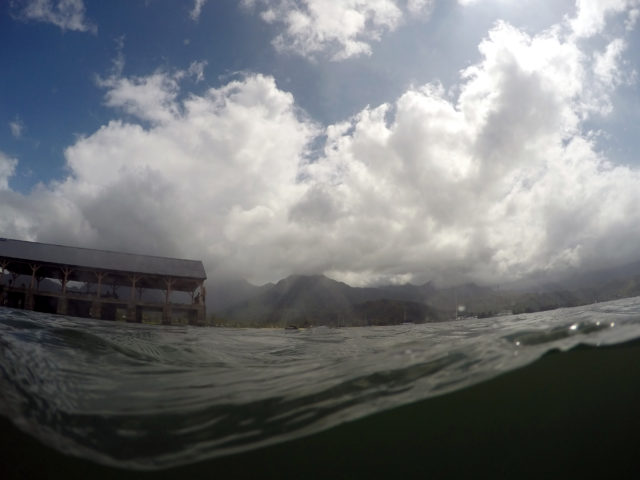 kauai pier climate weather