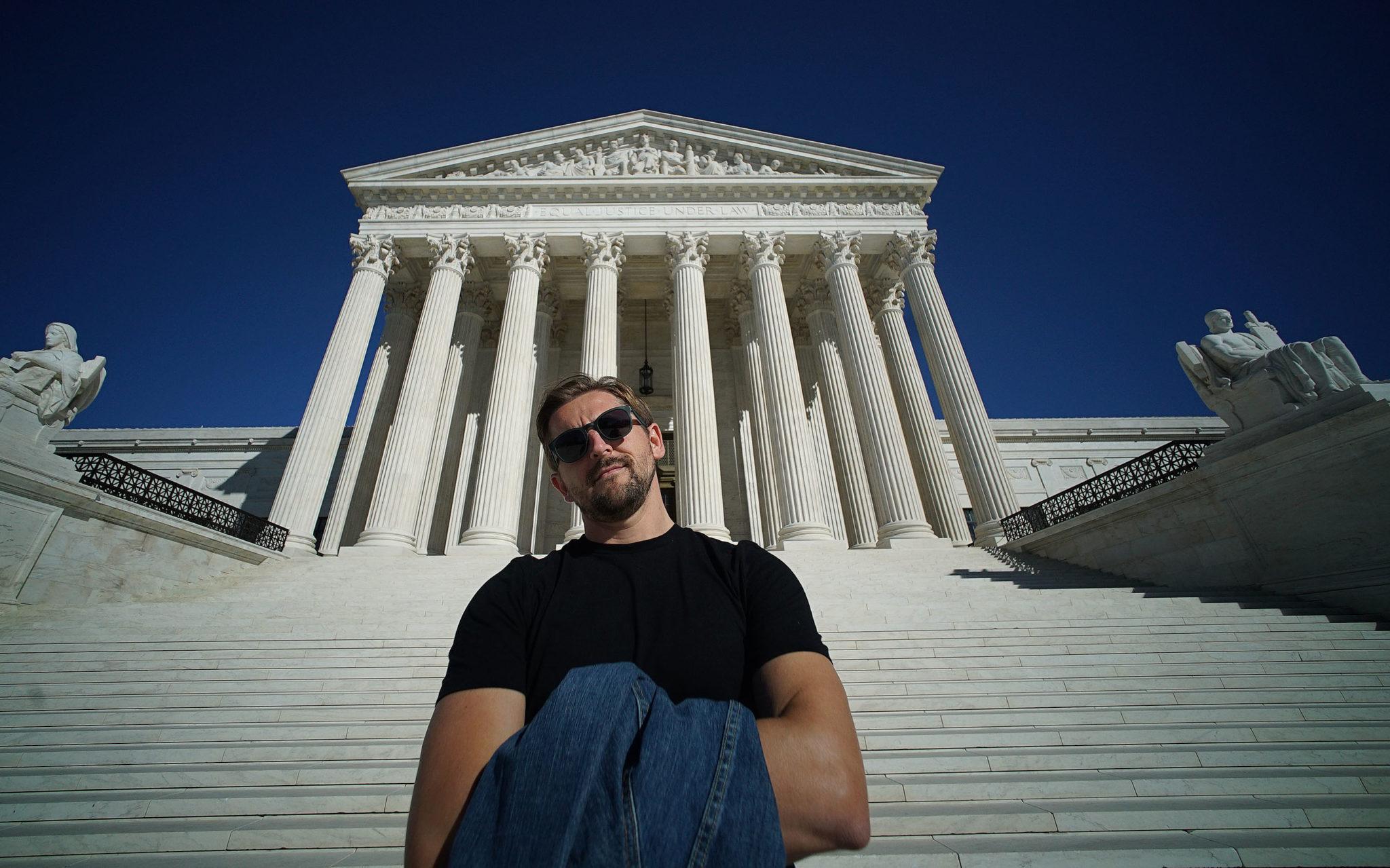 The Supreme Court Washington DC wide Nick Grube1.