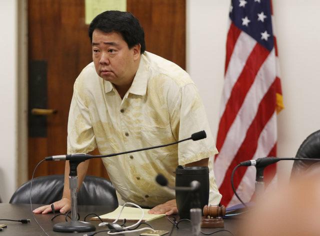 Representative Ryan Yamane.