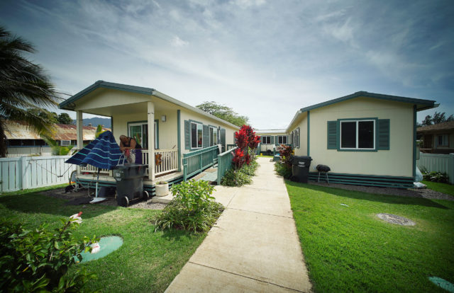 86 537 Halona Road city developed housing located in Waianae.