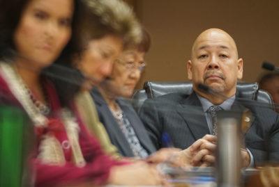 New Chair Honolulu City Council Ernie Martin.