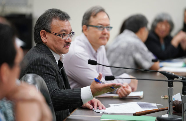 Chair John Mizuno conference committee 1030a meeting to 2pm today regarding a homeless measure.