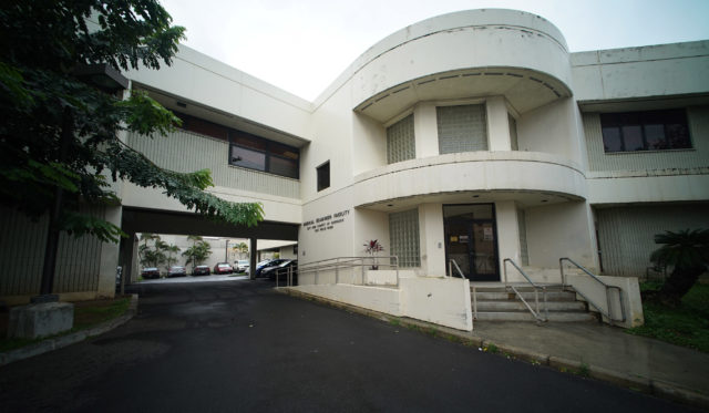 Honolulu Medical Examiner Facility or Morgue,