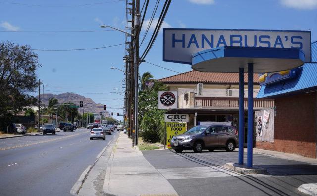 Congresswoman Colleen Hanabusa Hanabusas NAPA in Waianae.