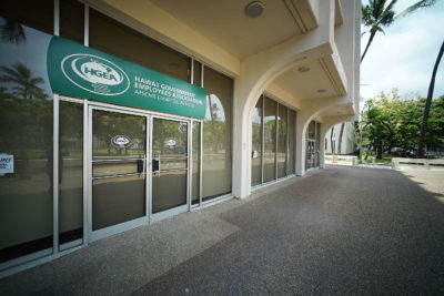 Hawaii Government Employees Association HGEA Headquarters.
